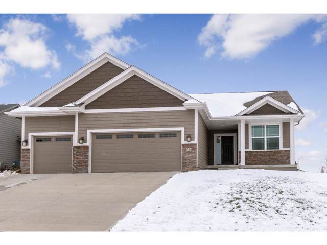 714 NE 55th Street, Ankeny, IA 50021 (MLS #594873) :: Moulton Real Estate Group