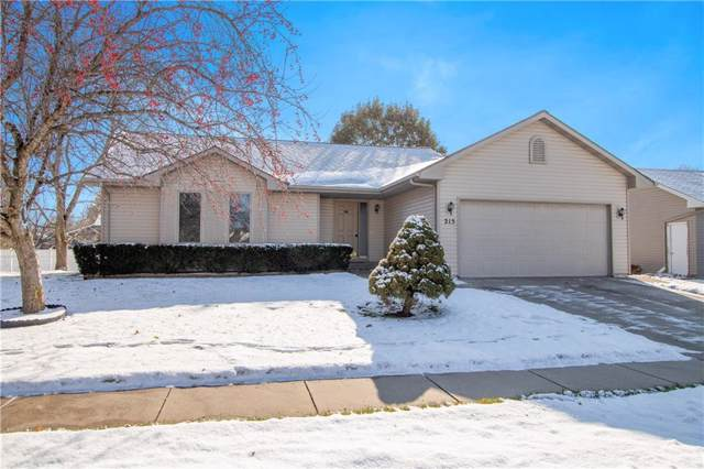 215 Rothmoor Drive, Gilbert, IA 50105 (MLS #594906) :: Better Homes and Gardens Real Estate Innovations