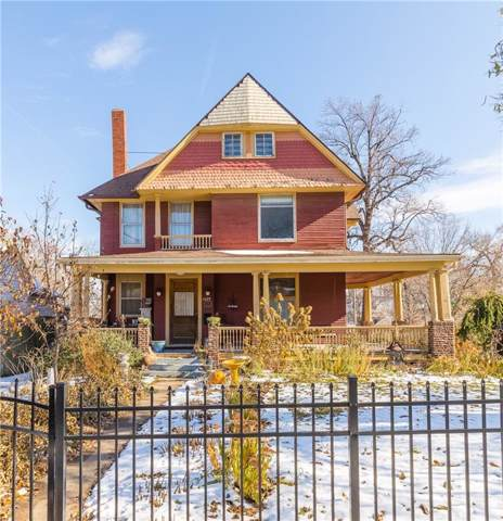 1429 9th Street, Des Moines, IA 50314 (MLS #594997) :: Better Homes and Gardens Real Estate Innovations