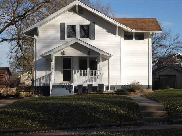 739 37th Street, Des Moines, IA 50312 (MLS #595036) :: Pennie Carroll & Associates