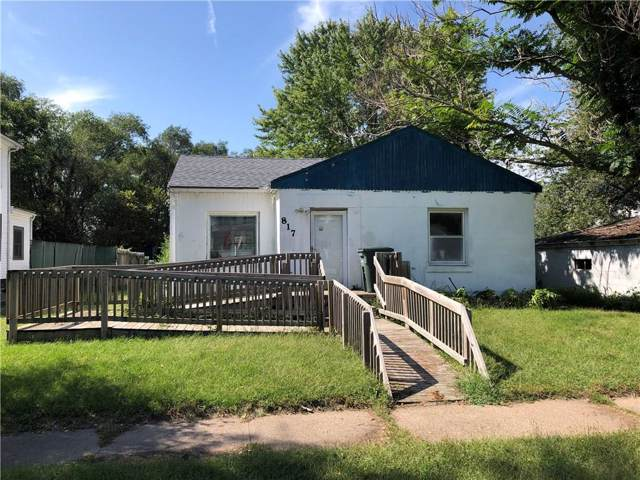 817 Beech Street, Waterloo, IA 50703 (MLS #595435) :: EXIT Realty Capital City