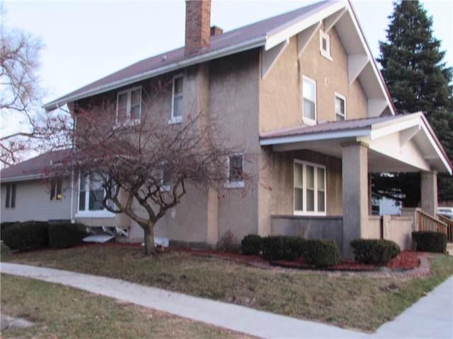 123 N 3rd Street, Knoxville, IA 50138 (MLS #595793) :: Pennie Carroll & Associates
