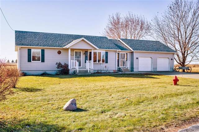 116 F Street SW, Melcher-Dallas, IA 50163 (MLS #595842) :: EXIT Realty Capital City