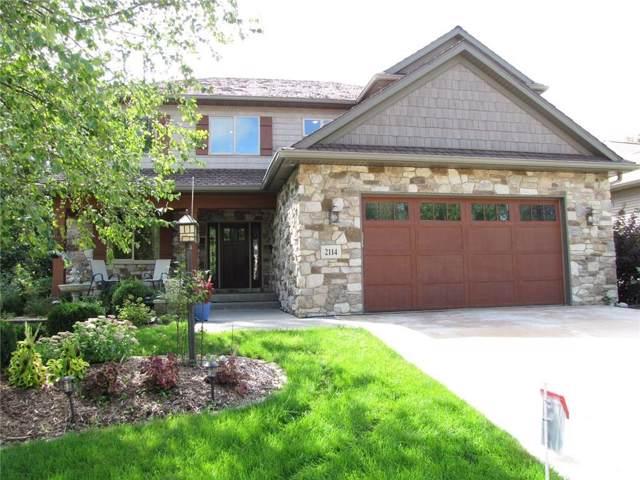 2114 Dempster Drive, Iowa City, IA 52241 (MLS #595895) :: Moulton Real Estate Group