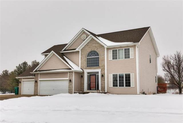 2401 NW Parkridge Drive, Ankeny, IA 50023 (MLS #597911) :: Pennie Carroll & Associates
