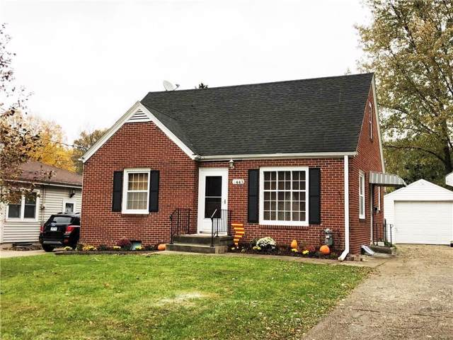 1443 57th Street, Des Moines, IA 50311 (MLS #597941) :: Moulton Real Estate Group
