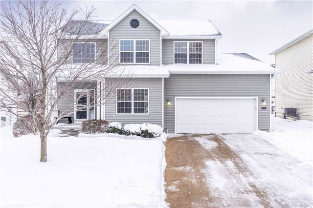 12320 Twana Drive, Urbandale, IA 50323 (MLS #598007) :: Moulton Real Estate Group