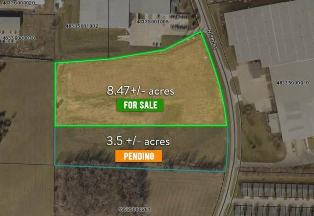 1800 BLK N 9th Street, Indianola, IA 50125 (MLS #598899) :: Moulton Real Estate Group