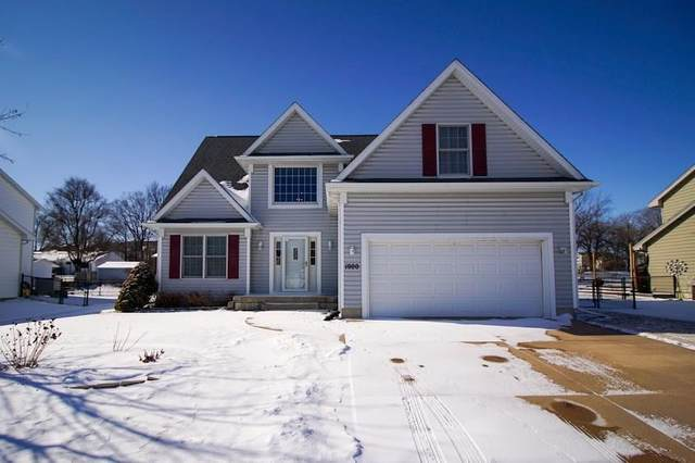 1000 Parkside Court, Grimes, IA 50111 (MLS #599108) :: Moulton Real Estate Group