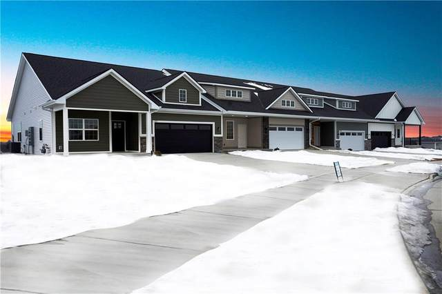 1401 E 28th Street #118, Norwalk, IA 50211 (MLS #599138) :: Moulton Real Estate Group