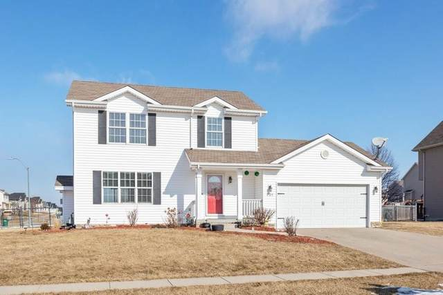 701 NE 12th Street, Grimes, IA 50111 (MLS #599407) :: Moulton Real Estate Group