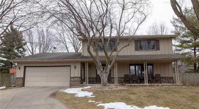 4117 77th Street, Urbandale, IA 50322 (MLS #599494) :: Moulton Real Estate Group
