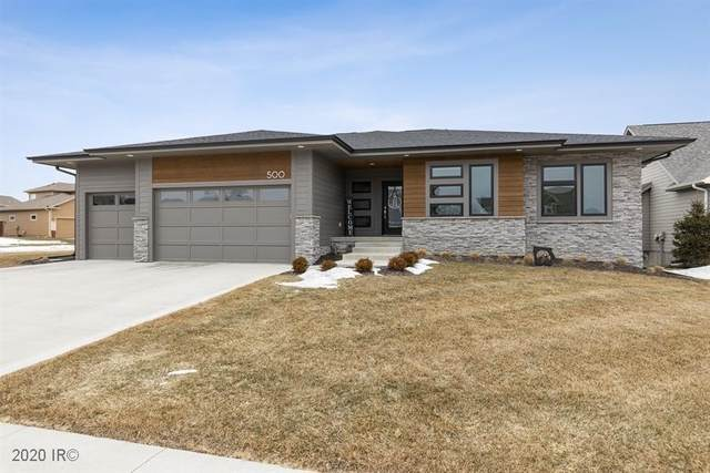 500 NW Autumn Park Court, Grimes, IA 50111 (MLS #599519) :: Moulton Real Estate Group