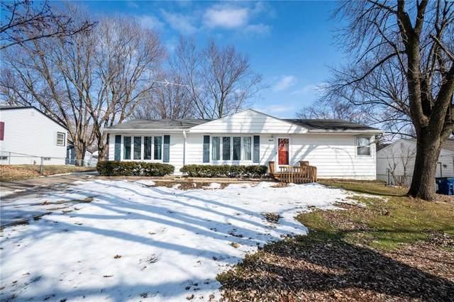 8025 Crestview Drive, Des Moines, IA 50320 (MLS #599536) :: Moulton Real Estate Group