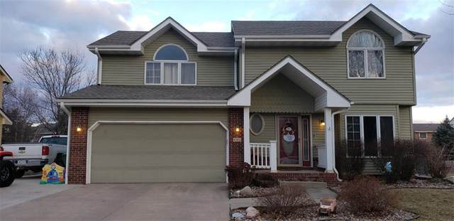 801 NE Michael Drive, Ankeny, IA 50021 (MLS #599774) :: Moulton Real Estate Group