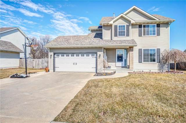 871 Edgewater Drive, Polk City, IA 50226 (MLS #600909) :: Better Homes and Gardens Real Estate Innovations