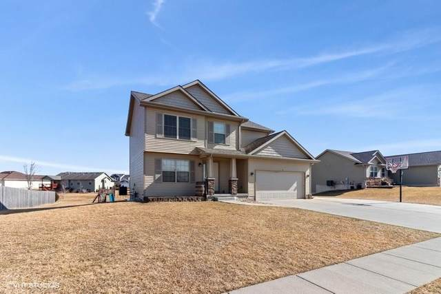 2422 Birch Street, Granger, IA 50109 (MLS #600999) :: Moulton Real Estate Group