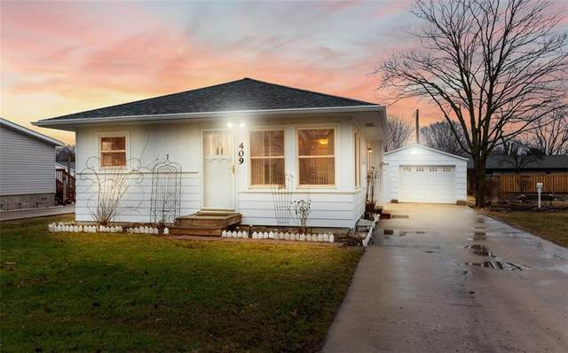 409 Cedar Avenue, Woodward, IA 50276 (MLS #601038) :: EXIT Realty Capital City