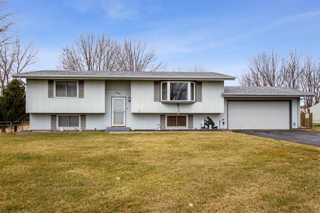 202 SE 72nd Street, Pleasant Hill, IA 50327 (MLS #601095) :: EXIT Realty Capital City
