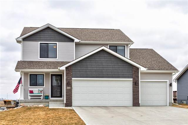 516 Meadow Brook Place, Huxley, IA 50124 (MLS #601312) :: Moulton Real Estate Group