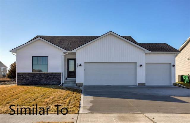 406 Big Blue Stem Drive, Monroe, IA 50170 (MLS #601349) :: EXIT Realty Capital City