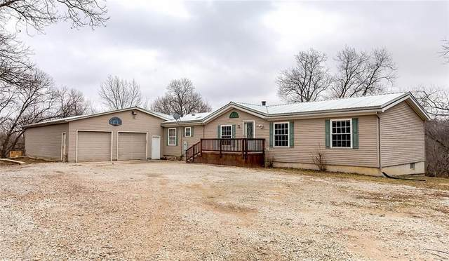 16226 320th Way, Earlham, IA 50072 (MLS #601426) :: EXIT Realty Capital City