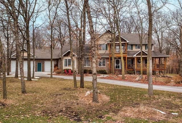 11695 NW Beaver Drive, Granger, IA 50109 (MLS #601503) :: Moulton Real Estate Group