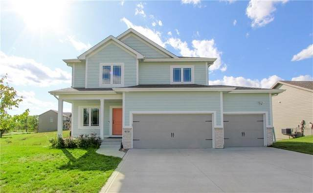 970 Bridgeview Street, Polk City, IA 50226 (MLS #601513) :: Pennie Carroll & Associates