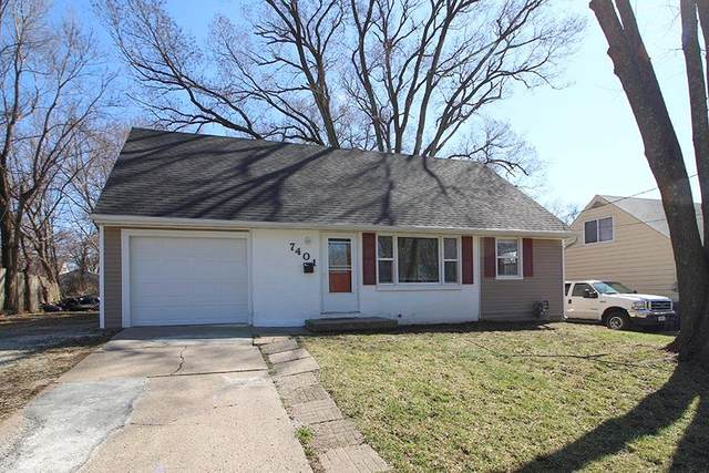 7401 SW 14th Street, Des Moines, IA 50315 (MLS #601618) :: Moulton Real Estate Group