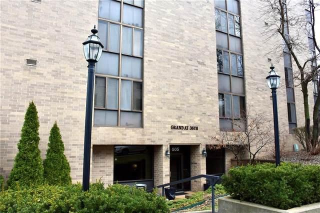 505 36th Street #303, Des Moines, IA 50312 (MLS #601654) :: Moulton Real Estate Group