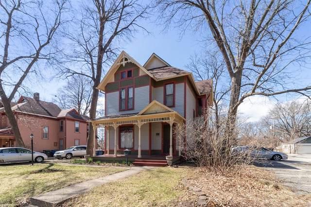 1022 26th Street, Des Moines, IA 50311 (MLS #601756) :: Moulton Real Estate Group