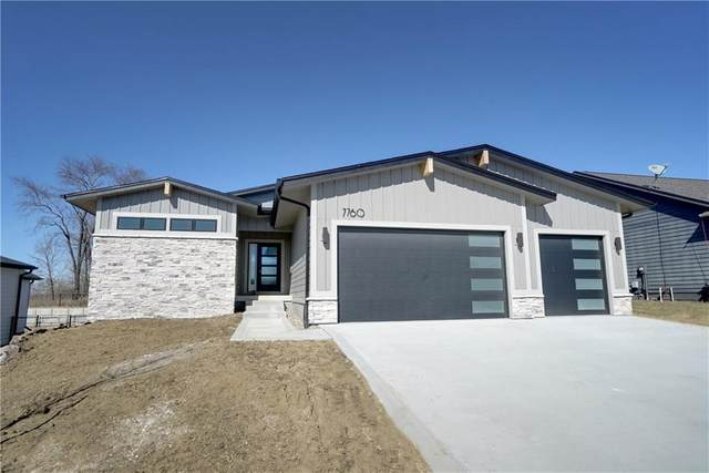 7760 Spring Creek Drive, Pleasant Hill, IA 50327 (MLS #601759) :: Moulton Real Estate Group