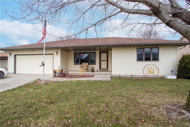 505 W Meadow Drive, Prairie City, IA 50228 (MLS #601765) :: Moulton Real Estate Group