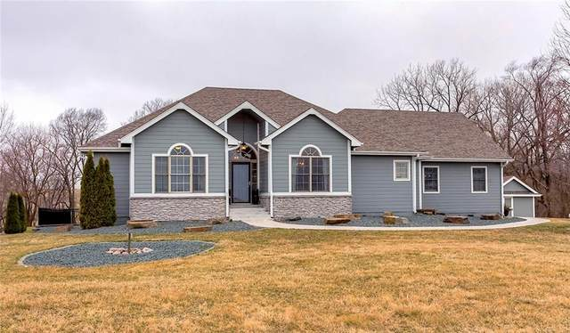 15378 NE 42nd Street, Cambridge, IA 50046 (MLS #601840) :: Moulton Real Estate Group