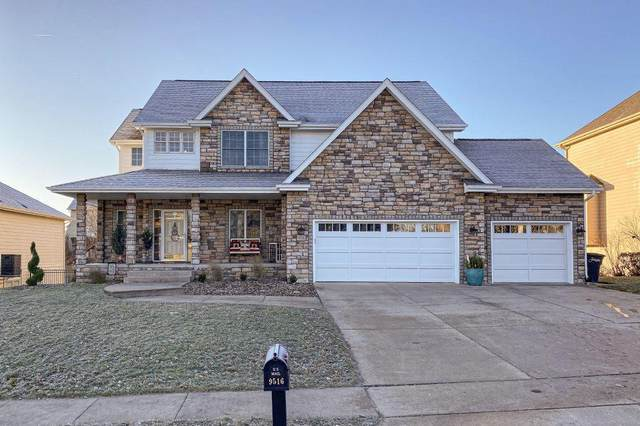 9516 Century Woods Circle, Johnston, IA 50131 (MLS #601890) :: Better Homes and Gardens Real Estate Innovations