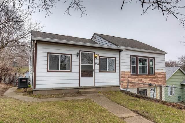 1235 E 34th Street, Des Moines, IA 50317 (MLS #601921) :: Moulton Real Estate Group
