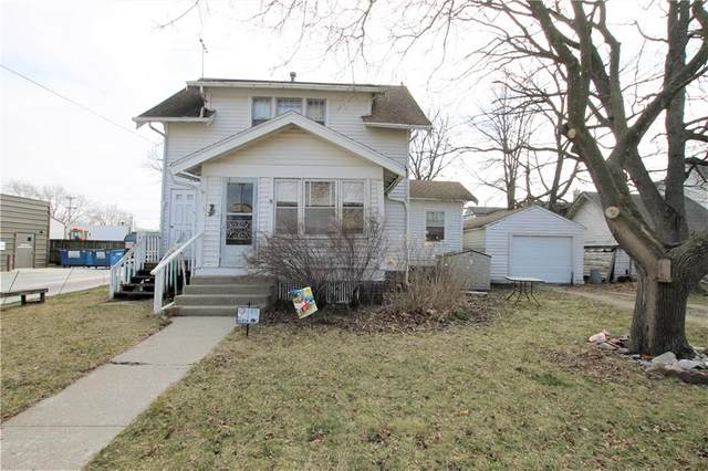 105 E Clinton Avenue, Indianola, IA 50125 (MLS #602035) :: Pennie Carroll & Associates