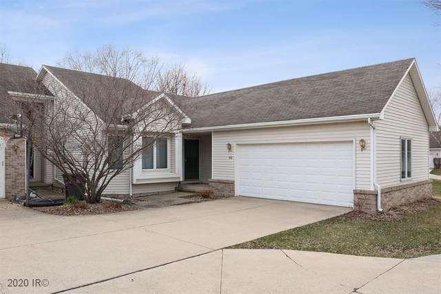 2811 22nd Street #910, Des Moines, IA 50320 (MLS #602057) :: Better Homes and Gardens Real Estate Innovations