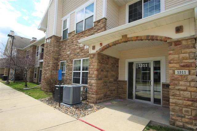 1311 University Avenue #207, Waukee, IA 50263 (MLS #602101) :: Moulton Real Estate Group
