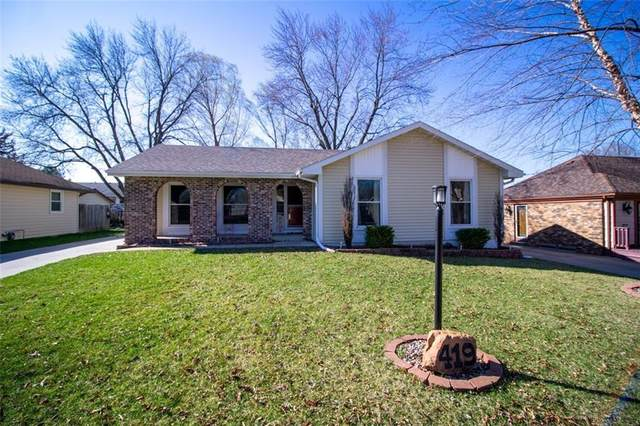 419 Scandia Avenue, Des Moines, IA 50315 (MLS #602136) :: Better Homes and Gardens Real Estate Innovations