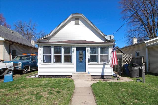 2236 Lyon Street, Des Moines, IA 50317 (MLS #602169) :: EXIT Realty Capital City