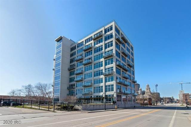 120 SW 5th Street #105, Des Moines, IA 50309 (MLS #602179) :: Better Homes and Gardens Real Estate Innovations