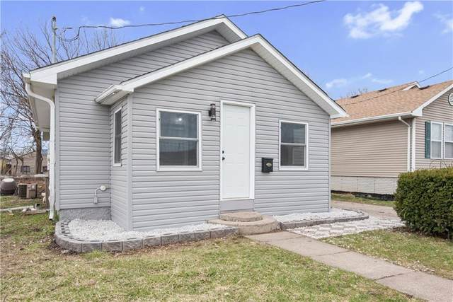 1410 E 21st Street, Des Moines, IA 50317 (MLS #602186) :: Better Homes and Gardens Real Estate Innovations