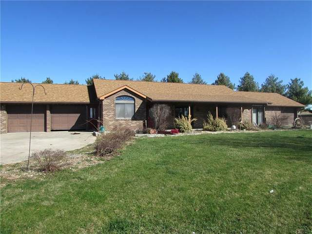 1225 Illinois Drive, Knoxville, IA 50138 (MLS #602192) :: EXIT Realty Capital City