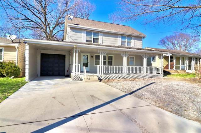 1005 Kenyon Avenue, Des Moines, IA 50315 (MLS #602267) :: Moulton Real Estate Group