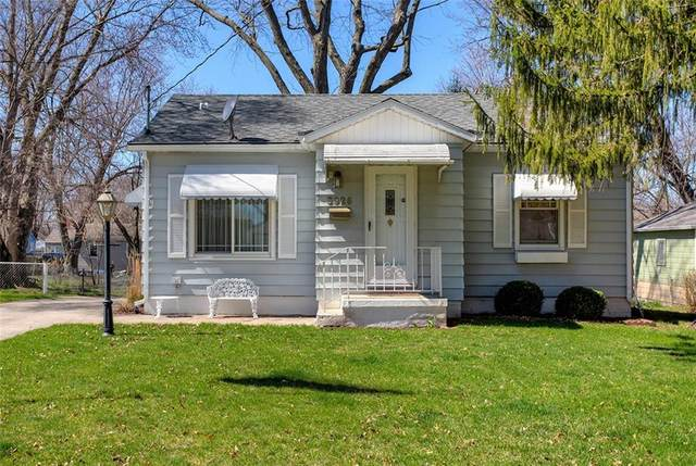 3926 52nd Street, Des Moines, IA 50310 (MLS #602289) :: EXIT Realty Capital City