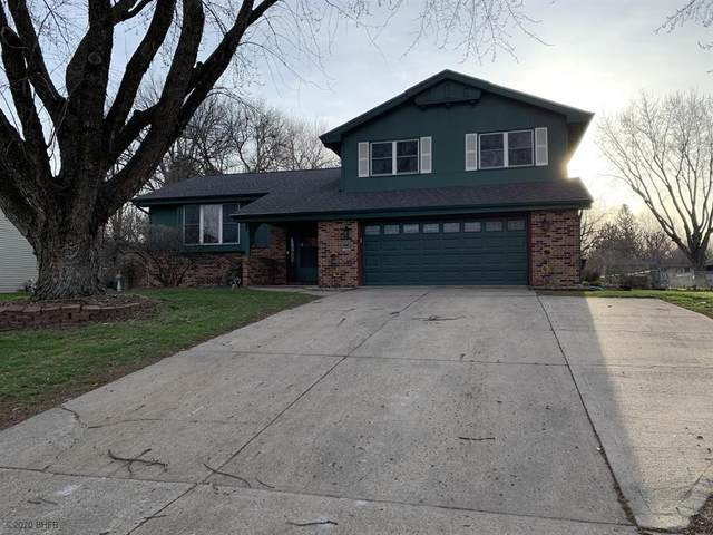 1035 Belle Mar Drive, West Des Moines, IA 50266 (MLS #602294) :: EXIT Realty Capital City