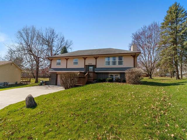 505 W Madison Place, Indianola, IA 50125 (MLS #602404) :: Pennie Carroll & Associates
