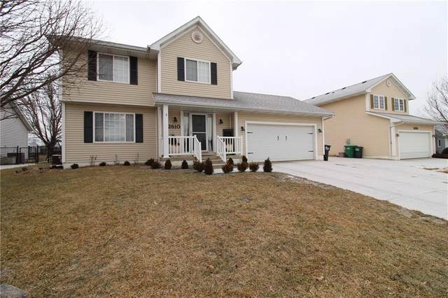 2810 NW 17th Court, Ankeny, IA 50023 (MLS #602408) :: EXIT Realty Capital City