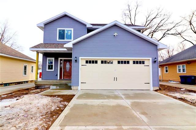 2335 Capitol Avenue, Des Moines, IA 50317 (MLS #602452) :: Better Homes and Gardens Real Estate Innovations